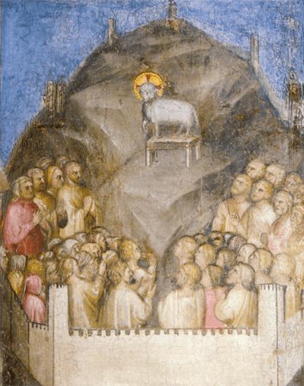 lamb-on-mount-zion-giusto-de-menabuoi-medieval-period